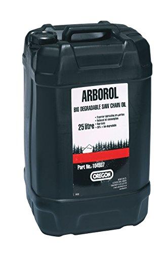 Oregon 104937 Arborol Bio Chain Oil, 25 litres