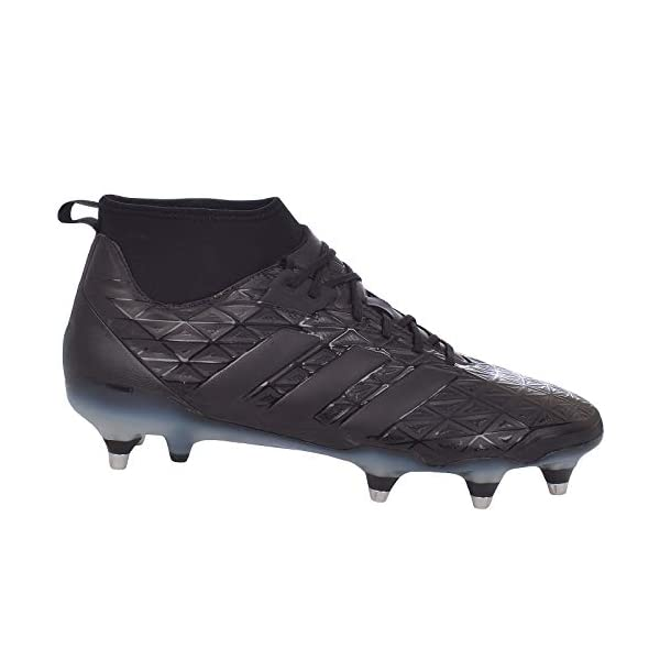adidas Performance Adizero Malice SG Rugby Boots Core – Black – 14 UK 41T3IfOSuuL