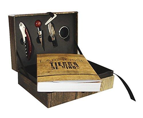 Tierra de Vinos (Larousse - Libros Ilustrados/ Prácticos - Gastronomía)