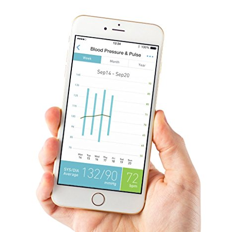 Omron M700 Intelli IT Automatisches Oberarm-Blutdruckmessgerät - 7