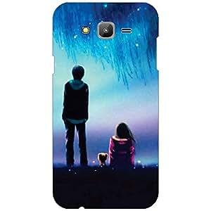 Printdream Back Cover for Samsung Galaxy J7 (Multicolor)