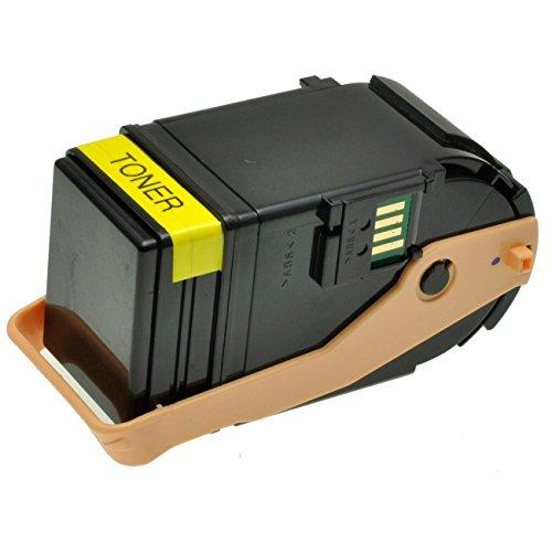 Preisvergleich Produktbild Toner für Epson Aculaser C9300 DTN D3 TNC 2 TN - C13S050602 - Yellow 6500 Seiten