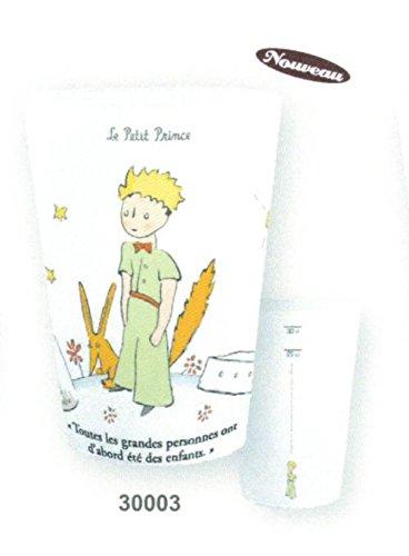 VERRE GOBELET REUTILISABLE PLASTIQUE PETIT PRINCE ET LE RENARD 2 30 cl