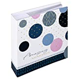Memo-Einsteckalbum Amazing Memories, 200 Fotos 9x13 cm, blau