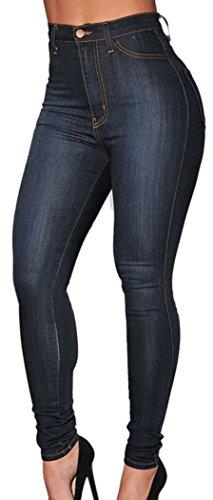 bestime-wash-denim-high-waist-skinny-jeansblackxl