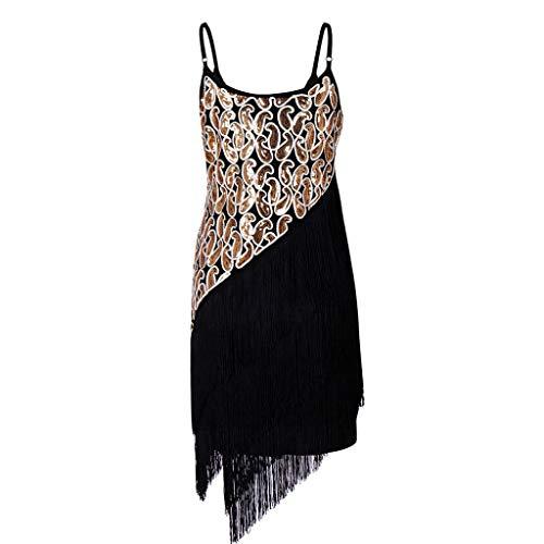 JiaMeng Mini Abito da Donna Sexy Senza Spalline per Party Partywear Club  Slim Vestito con Bretelle eee1113dad4