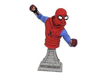 Marvel Homecoming: Spider-Man (El Yapımı Kostüm Versiyon) Reçine Figür Büst