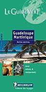 Guadeloupe - Martinique, N°391 par Michelin