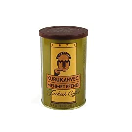 Turkish Ground Coffee Mehmet Efendi – 250g