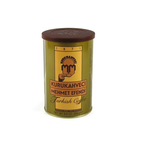 Turkish Ground Coffee Mehmet Efendi – 250g 41T3TukHurL