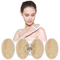Old Tree Loofah (Body Scrubber) Pack Of 4 Piece