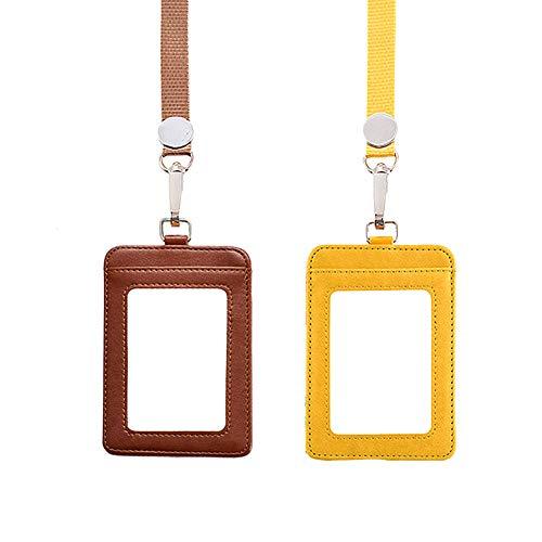 Nuestros soportes para tarjetas de identificación pueden grabar al mismo tiempo 3 tarjetas, una ventana delantera y dos ranuras traseras. Puedes gestionar fácilmente tu tarjeta de control de acceso, tarjetas de identificación y llaves. ☛☛ Característ...