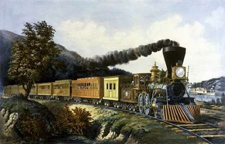 feelingathome-imprimer-sur-toile-100coton-american-express-train-cm67x106-affiche-reproduction-gravu