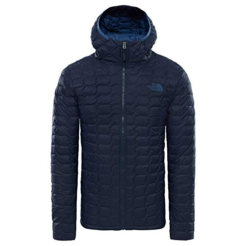 The North Face Herren Daunenjacke Thermoball, XXL, Urban Navy Matte (T93rx9xyn)