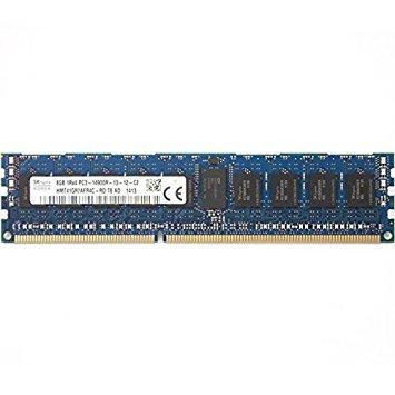 Hynix Chip (Hynix 8GB (1 x 8GB) DDR3 PC3-14900 1866MHz ECC/REG Hynix Chip Server Memory Model HMT41GR7AFR4C-RD)