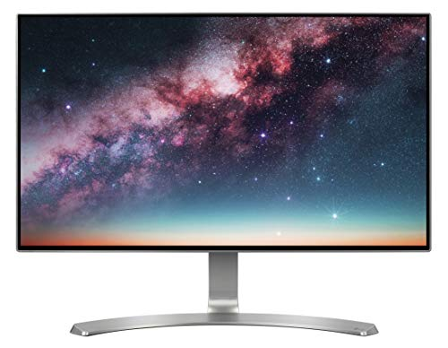 LG 24MP88HV-S Écran PC LED IPS - 24' - 16:9 - 1920 x 1080  - 250 cd/m2 - 1000:1 - 5ms - Argent (2xHDMI, VGA)