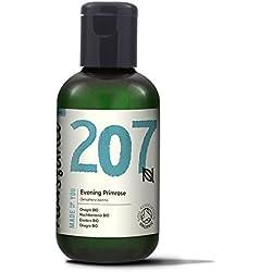 Naissance Onagra BIO Aceite Vegetal Prensado en Frío 100% Puro Certificado Ecológico 60ml