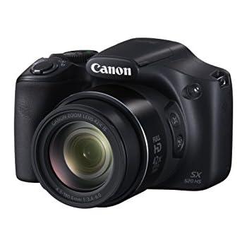 Canon PowerShot SX520 HS - Cámara compacta de 16 MP (Pantalla de 3 ...