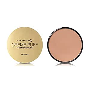 Max Factor Creme Puff Pressed Compact Powder, 21 g - 41 Medium Beige