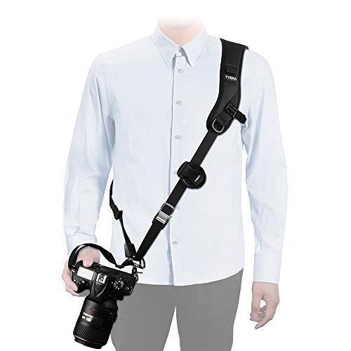 Tycka tracolla a cintura per macchina fotografica Reflex con anello di sgancio rapido