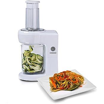 Melissa r pe lectrique spiraliseur hachoir trancheur l gumes fruits coupeurs salade pates coupe - Rape electrique pour legumes ...