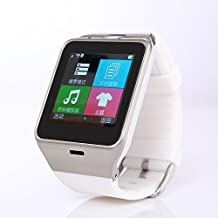 APlus GV18inteligente Bluetooth 3.0NFC impermeable reloj teléfono cámara TF tarjeta Reloj de pulsera para Smartphones IOS Android Apple iPhone 5/5C/5S/6/6Plus Android Samsung S3/S4/S5/S6/S6Edge Nota 2/Nota 3/nota 4/nota borde HTC M8/M9Sony