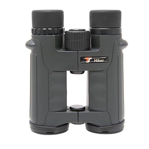 TS-Optics TS842Hi 8x42 Hiker Outdoor Fernglas Dachkant Mehrschicht-Vollvergütung BaK-4 Prismen...