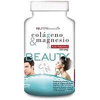 Beauty Colágeno Con Magnesio + Acido Hialurónico 200 ...
