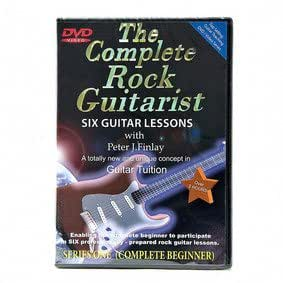 The Complete Rock Guitarist DVD Series I [DVD]