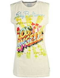 LORD & LADY BALTIMORE Femme Designer Top Shirt - LOS ANGELES -
