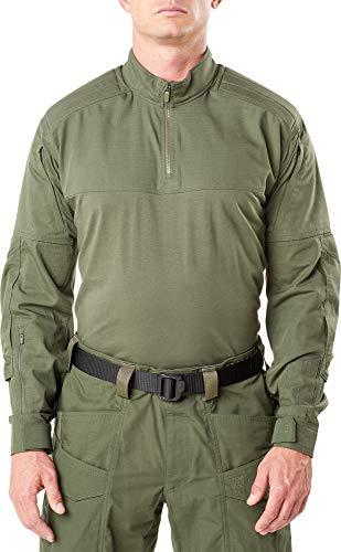 5.11 Tactical Series Chemise XPRT Rapid d'assaut Femme, TDU Green, FR : M (Taille Fabricant : M)