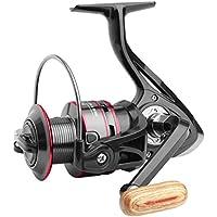 Giro de la Pesca Carrete de la Pesca Profesional Polo Carrete Spinning Smooth Fish Polo Carrete de la Pesca de los trastos