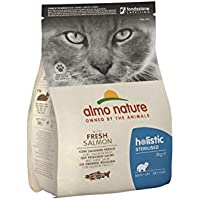 Almo Nature Sterilised 2 kg Salmone e Riso