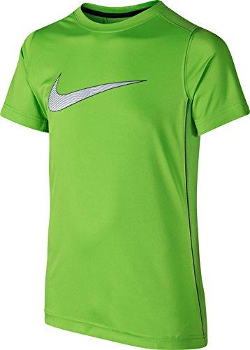 Nike Legacy GFX SS Top YTH-Shirt Fitness et d'exercice pour Enfant