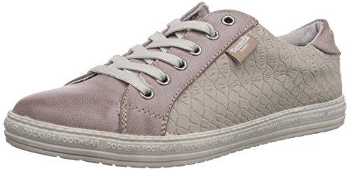 Dockers by Gerli 32LN238-626430 Damen Sneakers Beige (taupe 430)