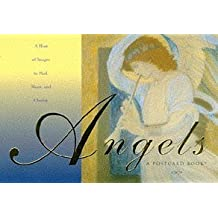 Angels Postcard Book by Running Press (1997-11-06)