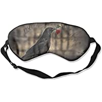 Sleep Eye Mask Crow The Tomb Lightweight Soft Blindfold Adjustable Head Strap Eyeshade Travel Eyepatch E3 preisvergleich bei billige-tabletten.eu