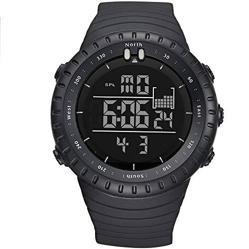 ZuverläSsig Unisex Casual Wasserdichte Runde Form Schnalle Verschluss Bluetooth Smart Uhr Fitness & Bodybuilding