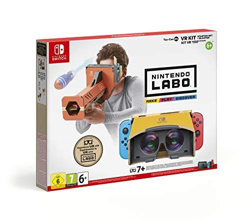 Nintendo Labo: Kit VR, non solo realtà virtuale nel nuovo pa