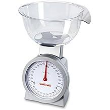 5kg 65054 Analog Feinwaage Waage Soehnle Küchenwaage Culina Pro Rührschüssel