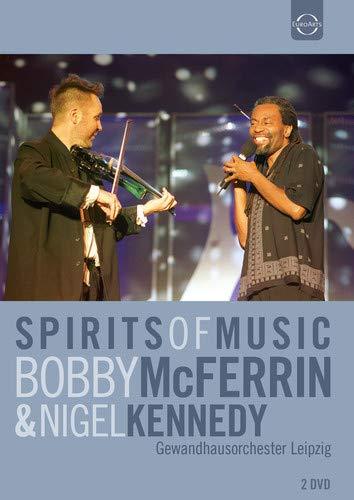 Bobby McFerrin & Nigel Kennedy - Spirits of Music [2 DVDs]