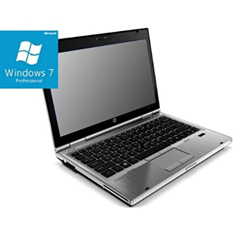 Hewlett Packard EliteBook 2560p/Intel 2620 M Core i7 4 x 2700mhz/12.5/1366 x 768 WXGA/Intel HD Graphics Shared Memory/4096 MB/128 GB/DVDRW/Ethernet LAN Wifi WWAN Bluetooth Antihuellas Webcam/W7PRO64/de recargable OK///Retail Naranja/1.