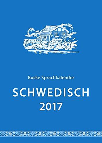 Sprachkalender Schwedisch 2017: Alle Infos bei Amazon