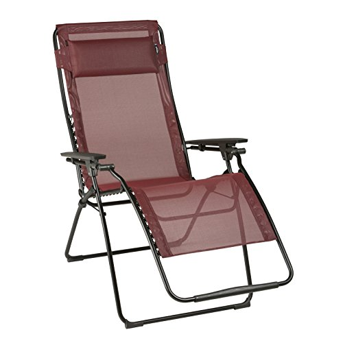 Lafuma-LFM3082-Futura-XL-Reclining-Chair-Ruby
