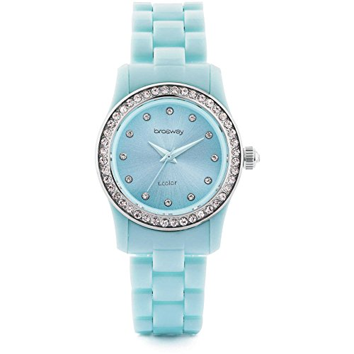 Reloj solo tiempo para mujer Brosway Olivia casual, modelo WTC65