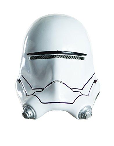 Rubie 's Offizielle Star Wars flametrooper Maske-Eine Größe (Offizielle Star Wars Darth Vader Kostüm)