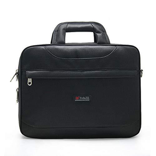 ZHAIFENGFENG1 Herren Aktentasche, Oxford Stoff Laptop-Tasche, tragbare Business-Aktentasche, geeignet für Freizeit/Business/Arbeit (Großformat) -