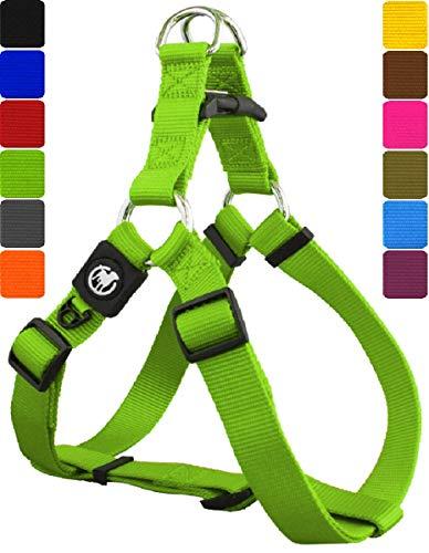 DDOXX Hundegeschirr Step-In Nylon in vielen Farben & Gr… | 04260478471535