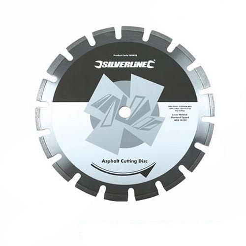 silverline-580438-disque-a-tronconner-lasphalte-300-x-20-mm