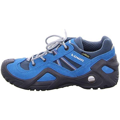 Lowa Simon II GTX Lo, Chaussures de Randonnée Mixte enfant 0640